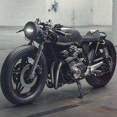 Honda #caferacer | caferacerpasion.com