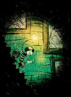Harry Potter Art! Skottie Young