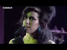 """Unseen footage of Amy performing The Zuton's """"Valerie"""" live at La Plaine Saint Denis, Paris, in January 2007 as part of her La Semaine performance."""
