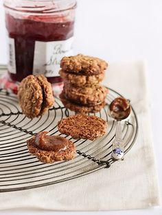 Date & Strawberry Oatmeal Cookies by raspberri cupcakes, via Flickr