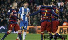Arda Turanlı Barcelona Espanyol'u 4-1 mağlup etti