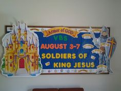 2015 Vacation Bible School,  Voice of Victory Bible Methodist Church,  Waynesfield, Ohio.