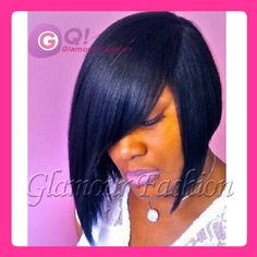 Find More Wigs Information about GQ Daily relax short bob wig glueless lace front human hair wigs bob style brazilian lace front wig with bangs bleached knots,High Quality wig world,China wig wire Suppliers, Cheap wig from Glamour Fashion Hair CO.,LTD on Aliexpress.com