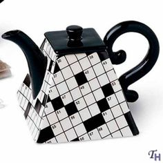Tea and Crosswords