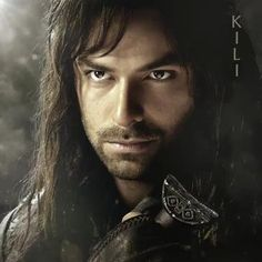 HOBBIT HUNK! Aidan Turner, Irish actor, in the upcoming The Hobbit~