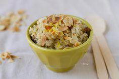 Szuper reggeli: citromos-mákos kókusztejes bulgur | Zizi kalandjai – Valódi ételek, valódi történetek