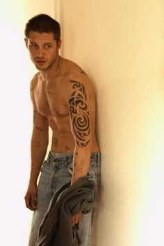 Tom Hardy in Stuart A Life Backwards. Quite possibly my favorite of all his characters.
