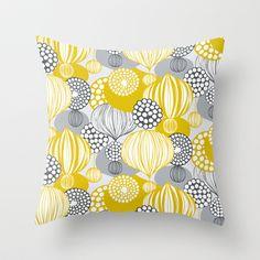 My Parachute Throw Pillow by Frameless - $20.00