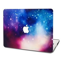 MacBook Pro 13 Shell Rubberized Laptop Protective Cover Space Galaxy Color Dream #MacBookPro13Case