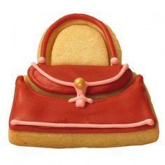 #design3000 #baking #backen #naschen #cookiecutter Ausstechform Handtasche - Motivausstecher.
