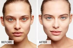 Erase Dark Circles Under Eyes - 4 Easy Steps to Hide Dark Circles - Elle