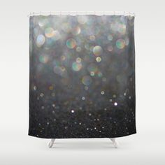 There Can Be No Light (Ombré Glitter Abstract) - $68