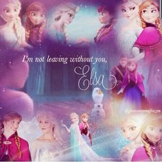 This is awesome, but what's with that Disney World/Land Elsa and Anna in the corner??? Why not use another picture from the movie???