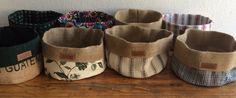 We've got baskets!