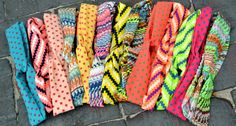 Celebrate Cinco De Mayo with some Color! Fashion Headbands - FREE SHIPPING ON ALL ORDERS!!