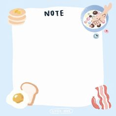 Cute Notes, Good Notes, Memo Notepad, Note Doodles, Note Memo, Journal Stickers, Printable Stickers, Free Printable Stationery, Note Paper