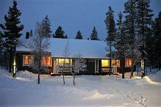 Tunturituuli B, Saariselkä, Lapland Cabins, Woodland, Skiing, House Styles, Outdoor, Home Decor, Ski, Outdoors, Decoration Home