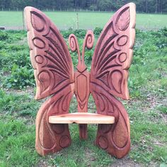 Butterfly Throne
