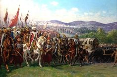 The Siege of Constantinople - just one event that was shorter than talks to form a government.