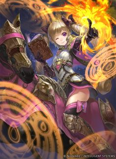 Fire Emblem: If/Fates - Elise