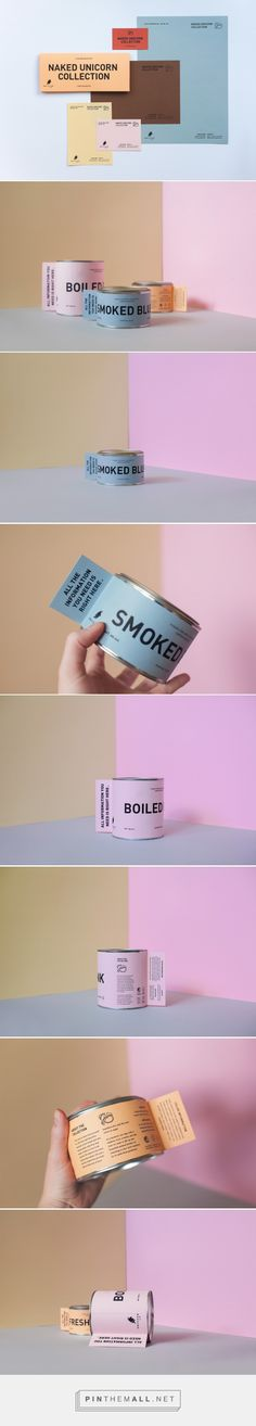 Concepts We Wish Were Real — The Dieline - Branding & Packaging Design... - a grouped images picture - Pin Them All