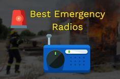 Hand Crank Radio, Alternative Power Sources, Fm Band, Noaa Weather Radio, Emergency Radio, Bright Led Flashlight, Time And Weather, Weather Alerts, American Red Cross