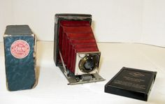 Antique 1910 Kodak 25BT50 Vest Pocket Camera by TheInstantMemory