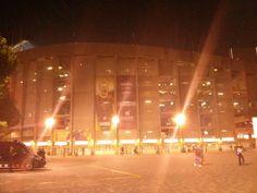 Le #stade #Camp_Nou de #Barcelone pour ceux qui aime le #Foot ! #FCB Fc B, Camp Nou, Concert, Concerts