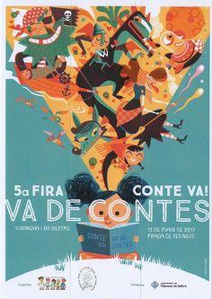 Marcapaginasporuntubo: 5ª Fira - Conte Va! Va de Contes