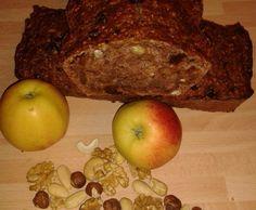 Rezept Apfelbrot von Furia - Rezept der Kategorie Backen süß