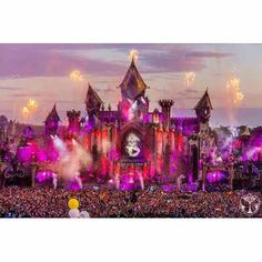 Tomorrowland, the world's biggest EDM festival originated in Belgium, is in talks with a local entertainment promoter to expand the festival to Tomorrow Land, Weekender, Ultra Music, Concert Crowd, Festival Photography, Live Set, Magazine Images, Festivals Around The World, Best Dj
