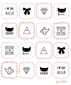 Yumicha  http://yumicha.blogspot.fr/2013/03/un-peu-de-geekeries.html