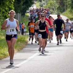 5 Tips for Marathon Pacing, this really helped me prepare for the BAA Half 2013 :D