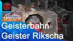 Geister Rischka  Onride  Phantasialand Brühl Germany