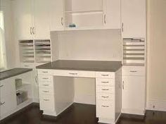 craft room cabinets - Google Search