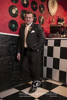 Casa-lee Country Lodge Retro French Bar, our Groom looking handsome! Production Line, Time Stood Still, Groom Looks, How To Look Handsome, Classic White, Parisian, Reception, French, Country