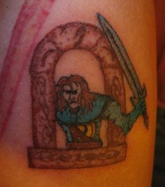 Hey-O! It's Bad TatToos Day! 13 More of Worst & Horrible!