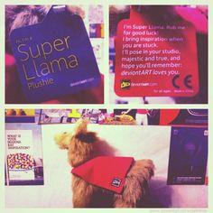 #superlama #lama #toys #plushie #deviantart #luminance #frametastic #zjxtreme  #joy #filterfreaks #likealittleboy #cute #luckyitem #funny #omg OMG OMG OMG! My Super Lama purchase from DA is here!!!!!!!!!!!!!!!!!!!