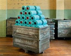 The Nearly Lost Art of American Textile Manufacturing - mashKULTURE