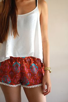 The shorts!!! Made In L.A.: The Best Of Etsy #refinery29 http://www.refinery29.com/los-angeles-etsy#slide5