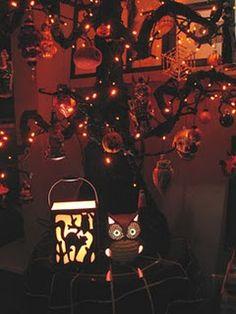 Wonderfully Spooky Decor