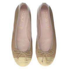 ¡Gold Ballerinas!