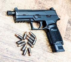 Sig P320 Tacops Sig P320, Sig Sauer, Tactical Equipment, Custom Guns, Personal Defense, Banjo, Pistols, Rifles, Firearms