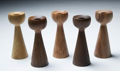 Antonín Hepnar - Communist-era woodturning from a master Czech craftsman