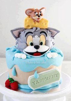 Torta de Tom&Jerry