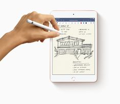 Apple Unveils New iPad mini and iPad Air With Bionic Chip, Apple Pencil Support Lg G3, New Apple Ipad, New Ipad, Ipad Air, Stylus Pen Diy, Apple Tv Hacks, Tv Remote Holder, Wi Fi, Cricut Scoring Stylus