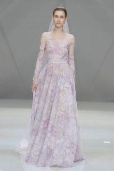 Pasarela BBFW 2016 vestidos de Novia de naeem khan 18