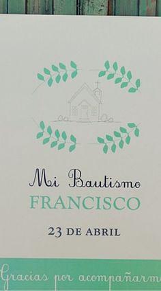 Cartel de bienvenida #bautismo #decobautismo Matilda, Baby, Home Decor, Welcome Signs, Births, Party, Decoration Home, Room Decor, Baby Humor