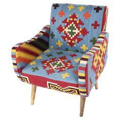 What a super armchair.