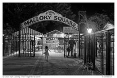 Mallory Square....one of my most favorite places in the world! I just want to be there......